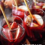 Autumn Sangria Recipe