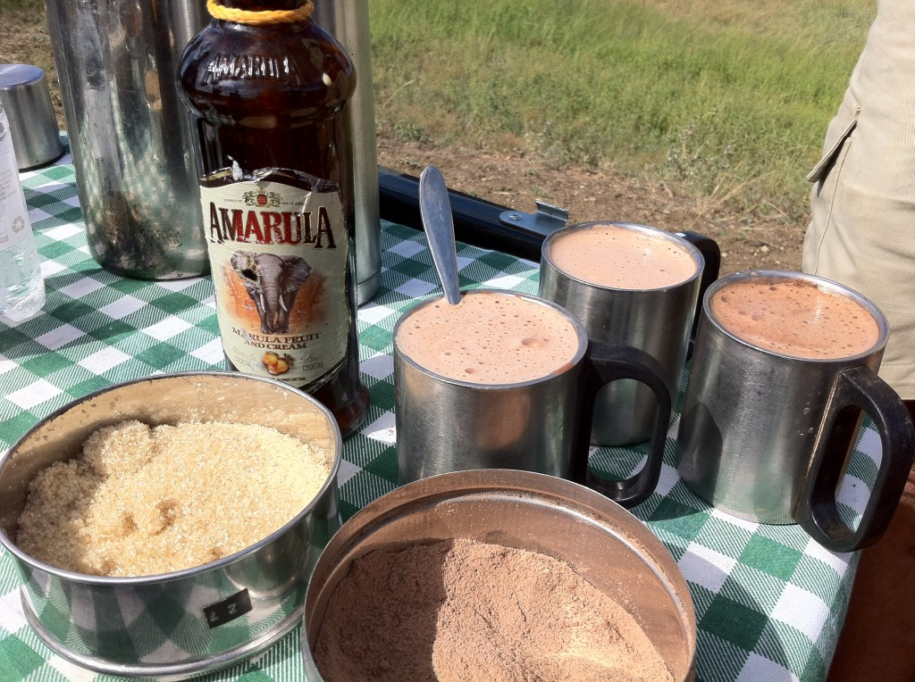 Amarula Hot Chocolate