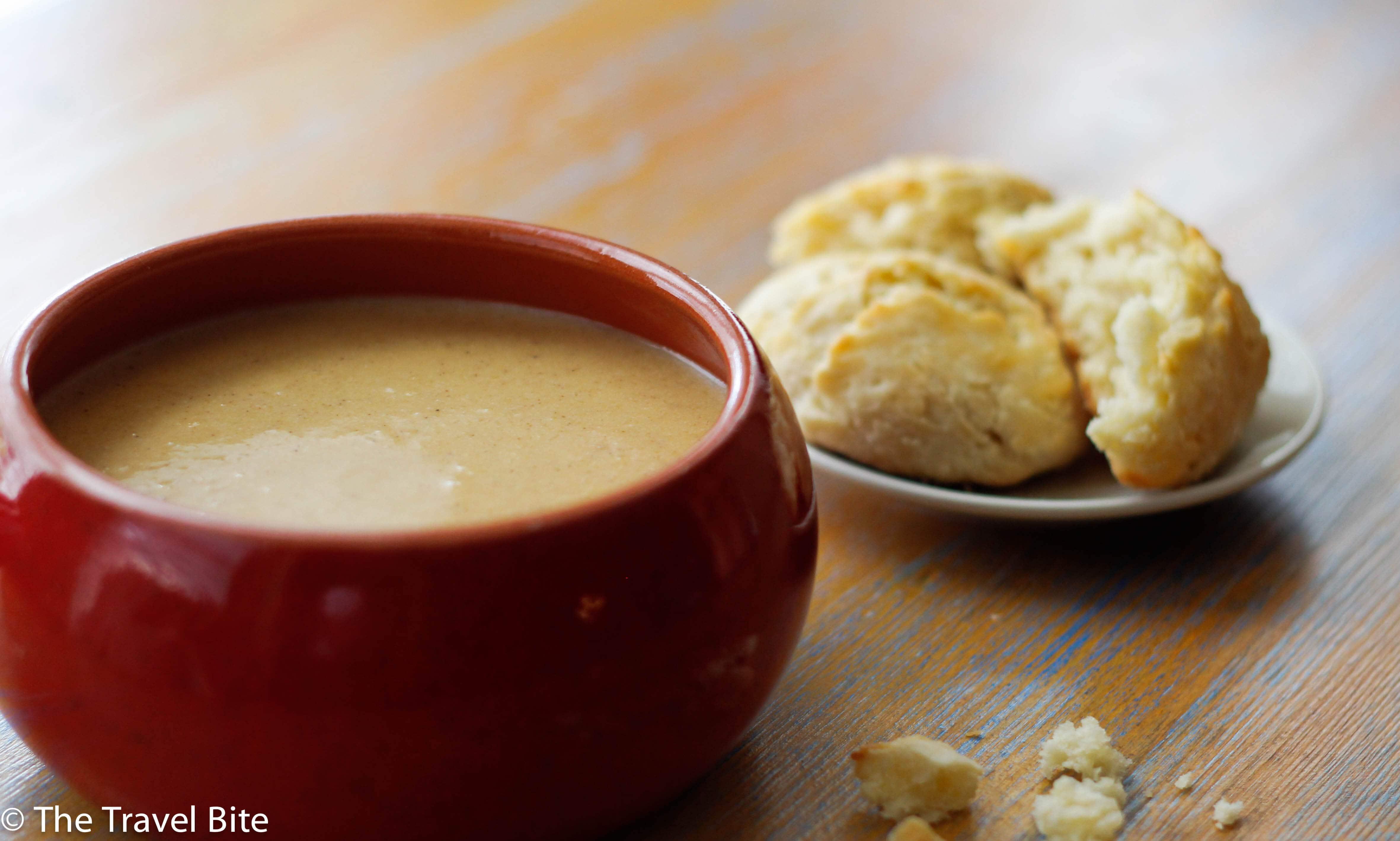 Recipe: Butternut Squash Soup