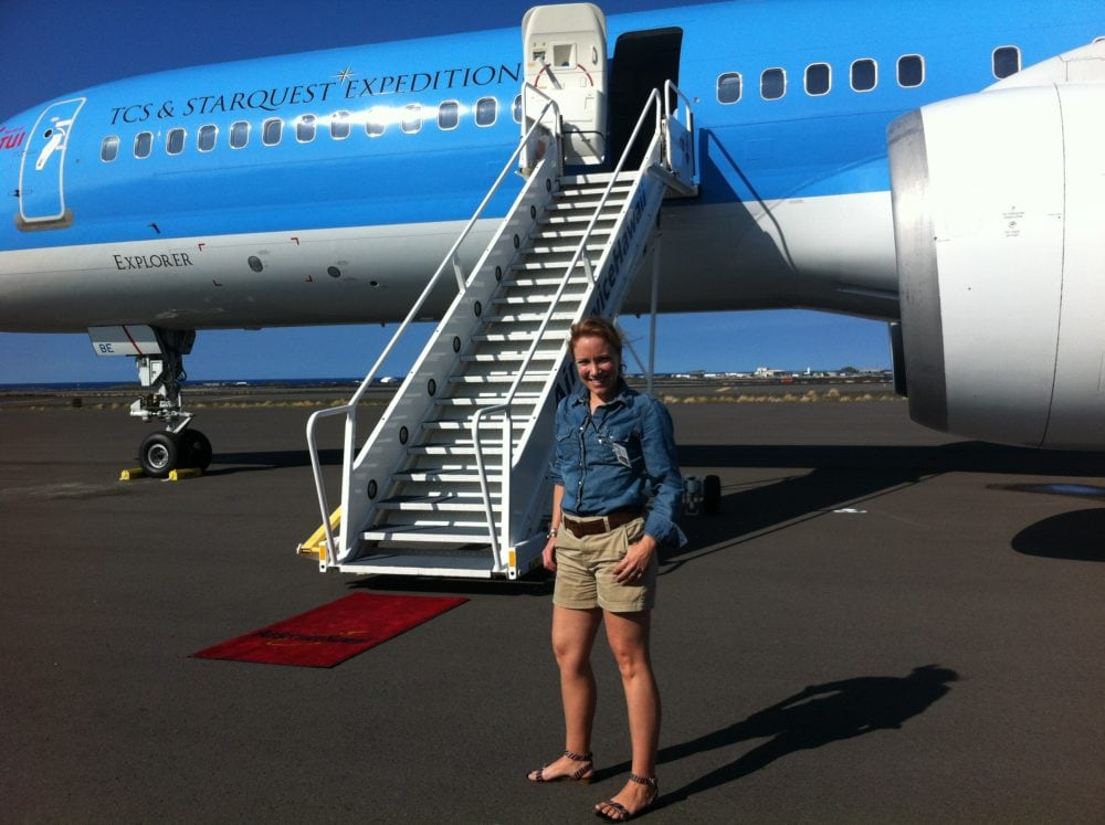 Rachelle Four Seasons Private Jet