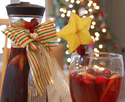 Holiday Sangria Screenshot