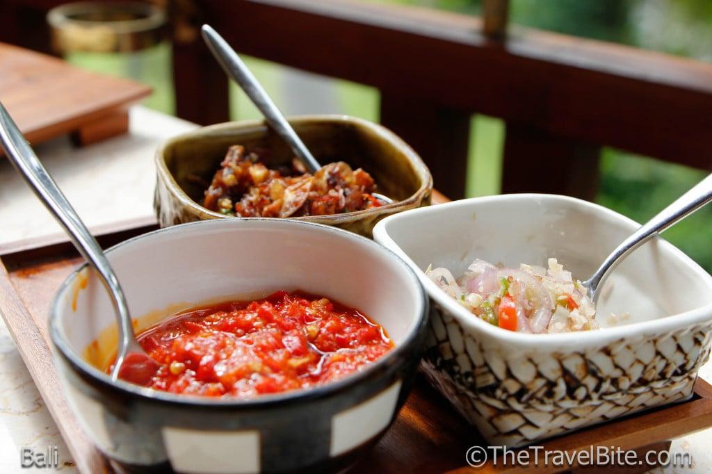 Bali Spicy Shallot and Lemongrass Relish