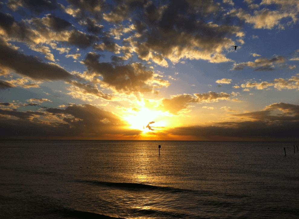 Sunrise in Sandestin