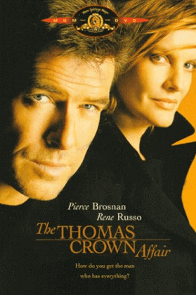 Thomas Crown Affair Movie