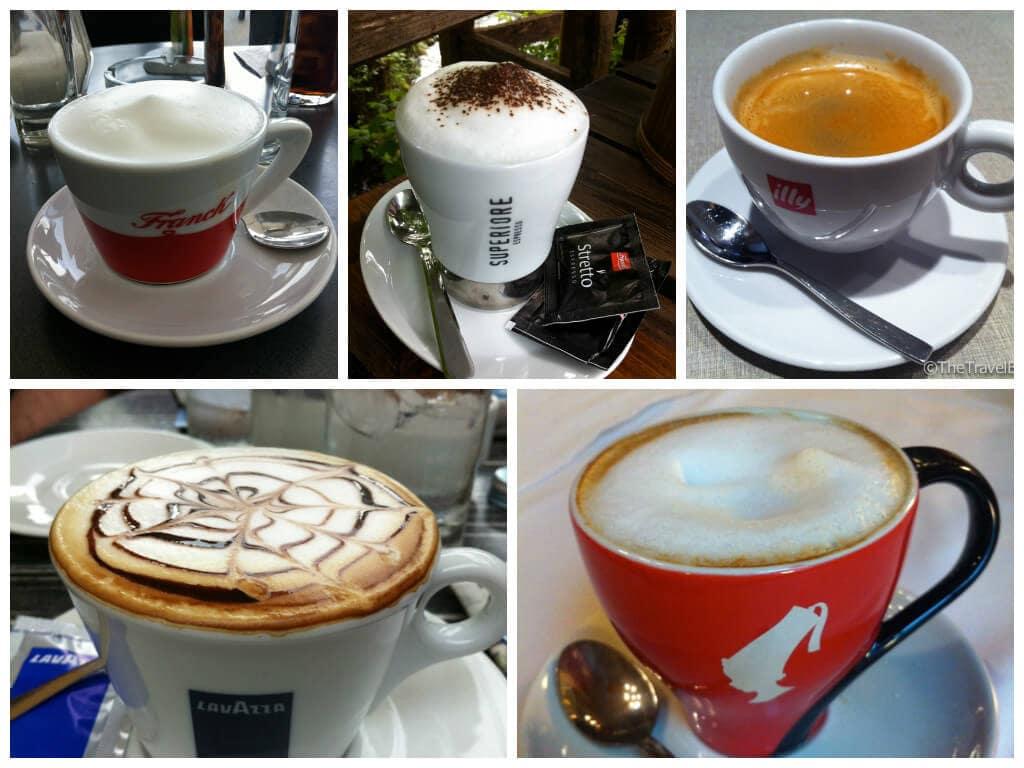 CoffeeCollageCroatia
