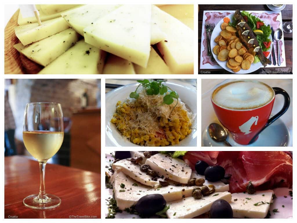 Top 10 Things To Taste In Croatia - Croatian Food
