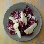 Pear Toasted Walnut and Radicchio Salad-11