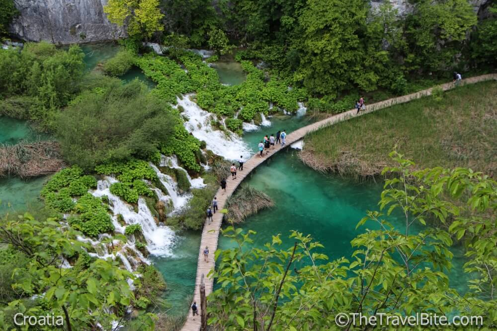 plitvice lakes how to get there