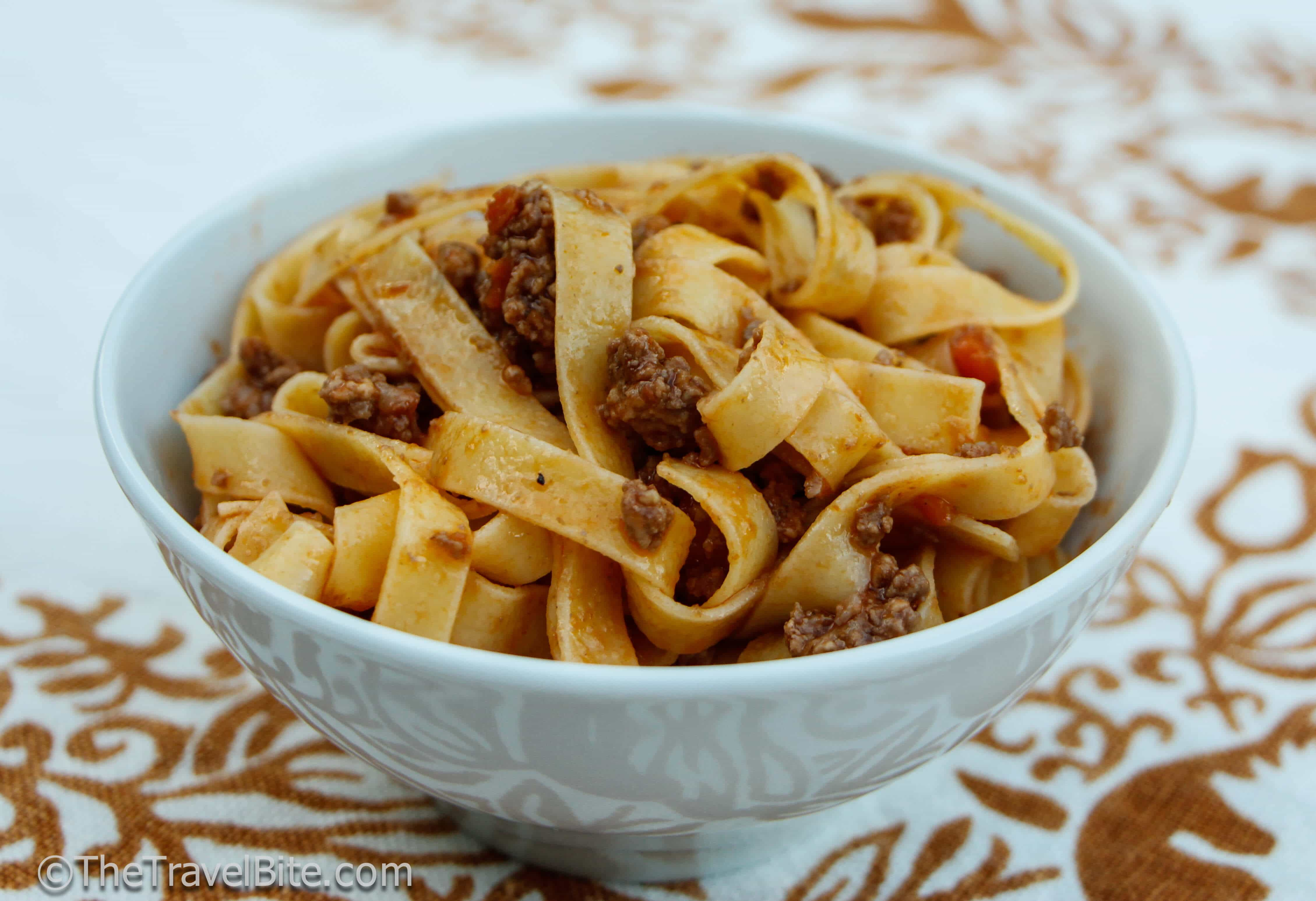 Bolognese Sauce Recipe This Ones The REAL Deal