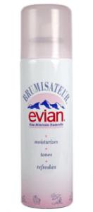 Evian Spray Water