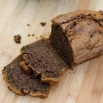 Sweet Mexican Vanilla Black Sapote Bread-1