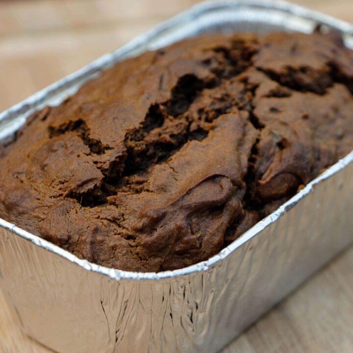 Recipe: Black Sapote Bread