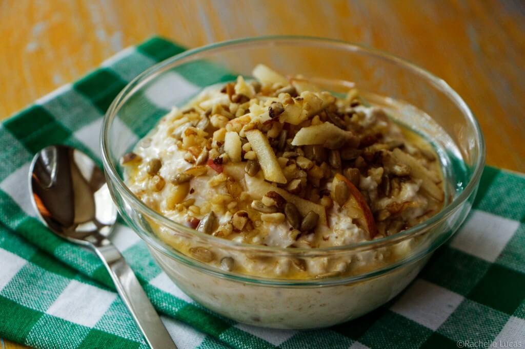 Traditional Muesli Breakfast Recipe-1