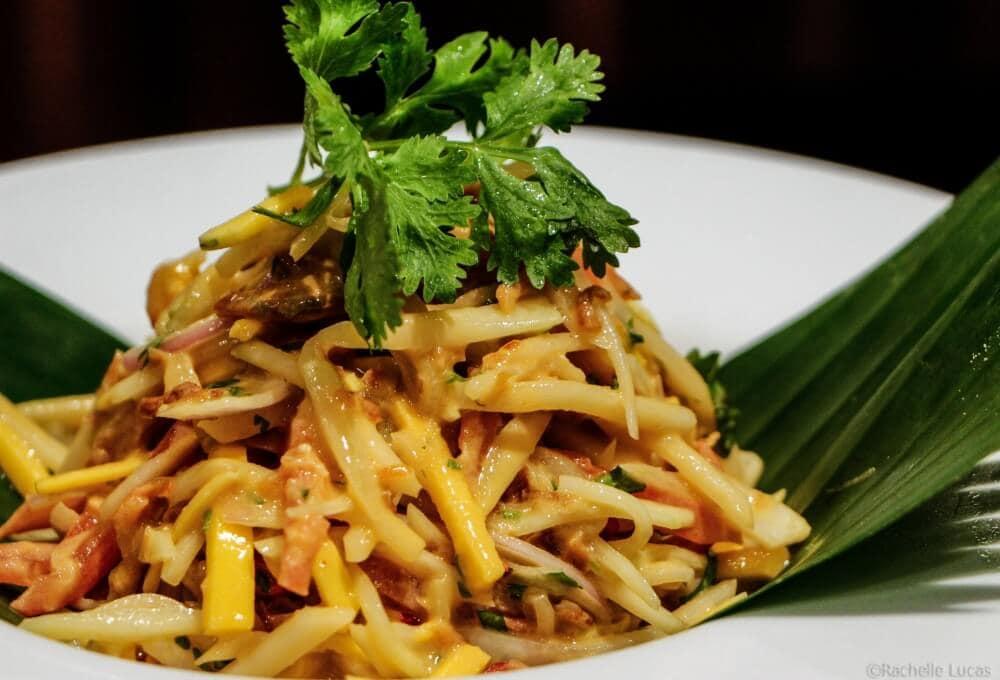 Myanmar Mango Salad-2