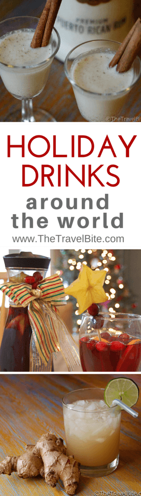 Holiday Drinks Around The World