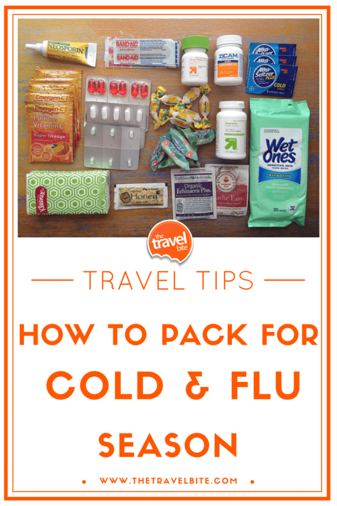 How To Pack for Cold and Flu Season-2