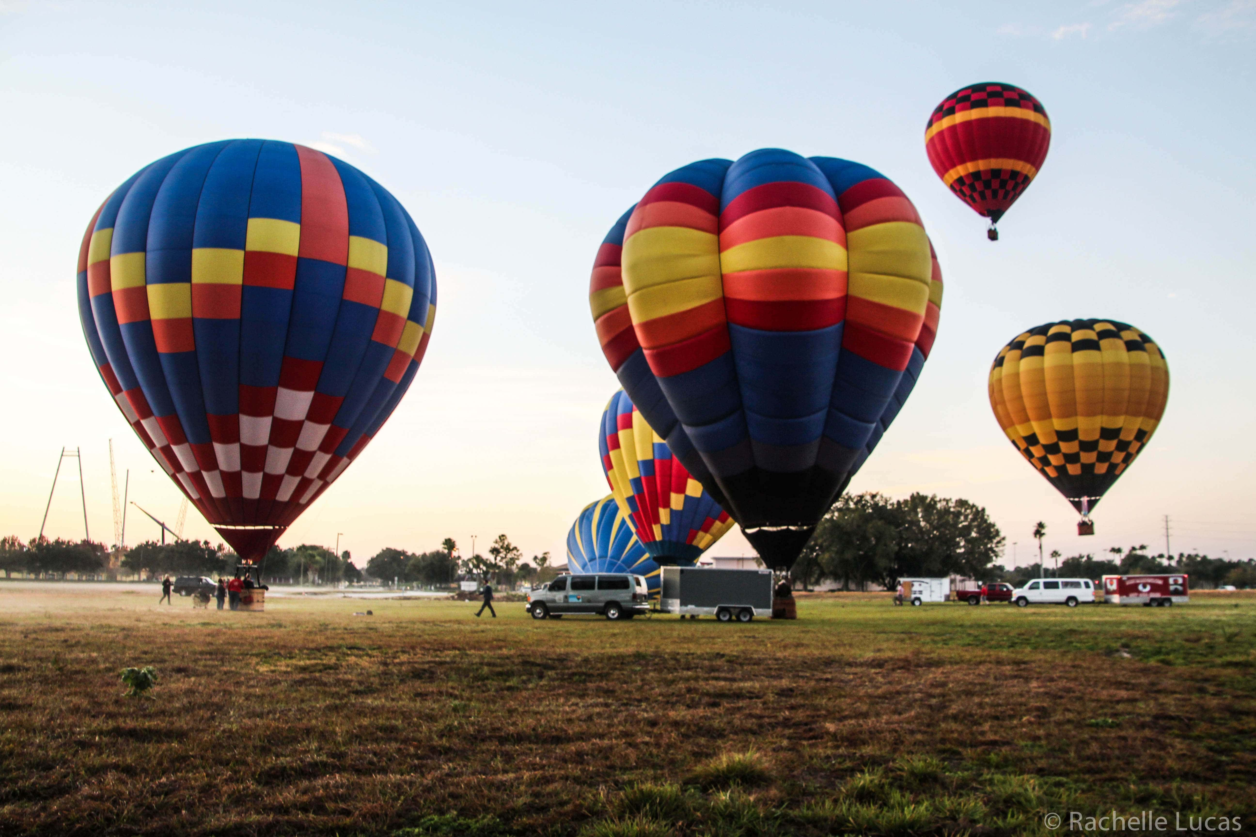 balloon air orlando ride rides travel things