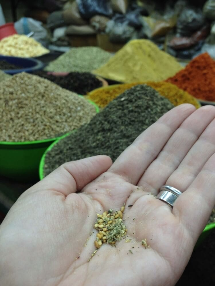 3 Jordanian Spices To Add To Your Pantry