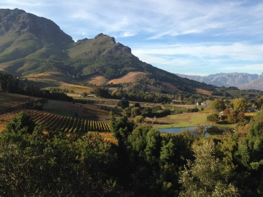 The Travel Bite Podcast Episode 2 Stellenbosch