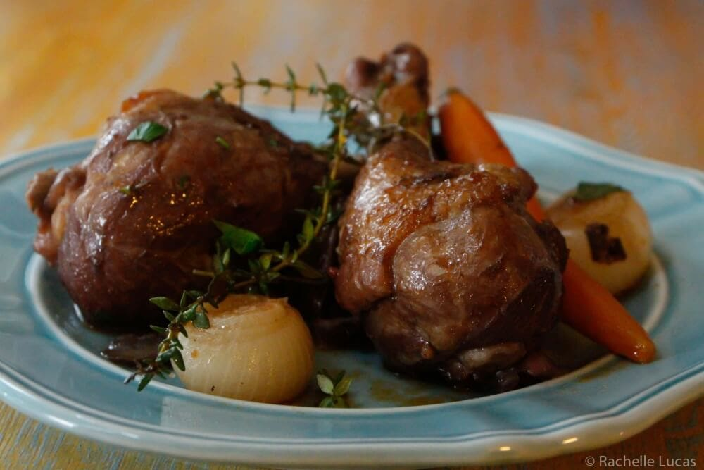 Julia Child's Coq Au Vin - The Travel Bite