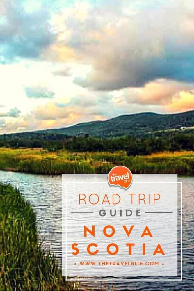 Road Trip Guide Nova Scotia