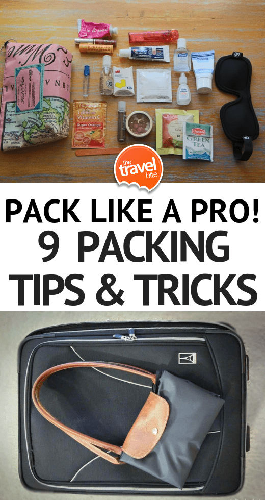 Packing Tips - TheTravelBite.com