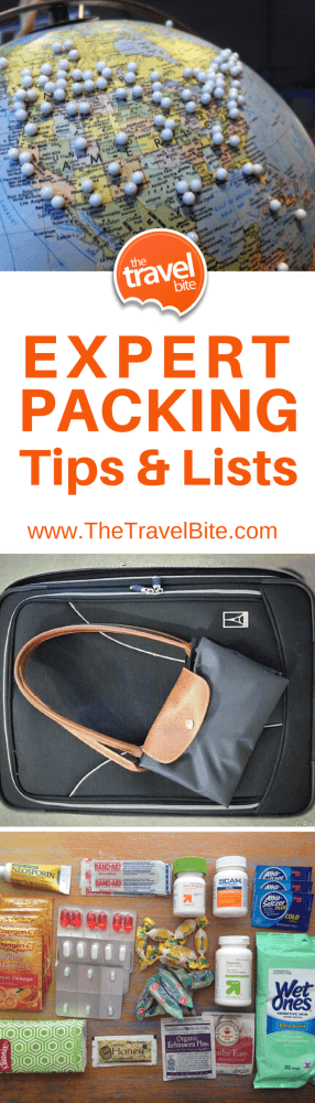 Expert Packing Tips & Lists