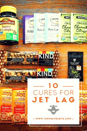 jet lag cures