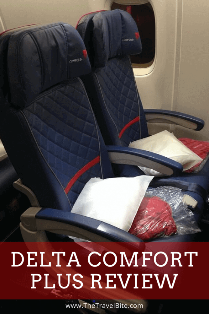 Delta Comfort Plus Review The Travel Bite