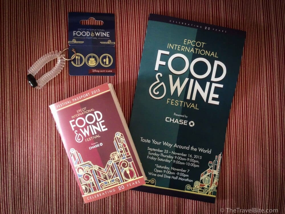 EPCOT Food and Wine 2015-14