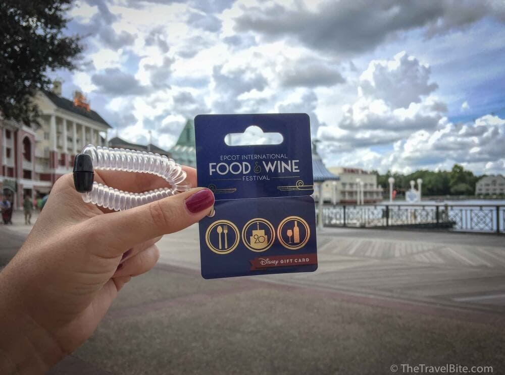 EPCOT Food and Wine 2015-20