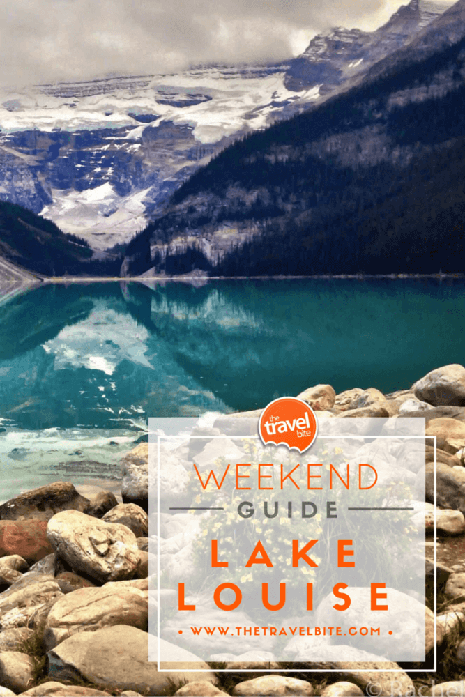 Weekend Guide Lake Louise