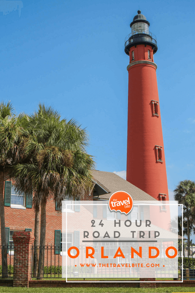 24 Hour Road Trip Itinerary For Orlando