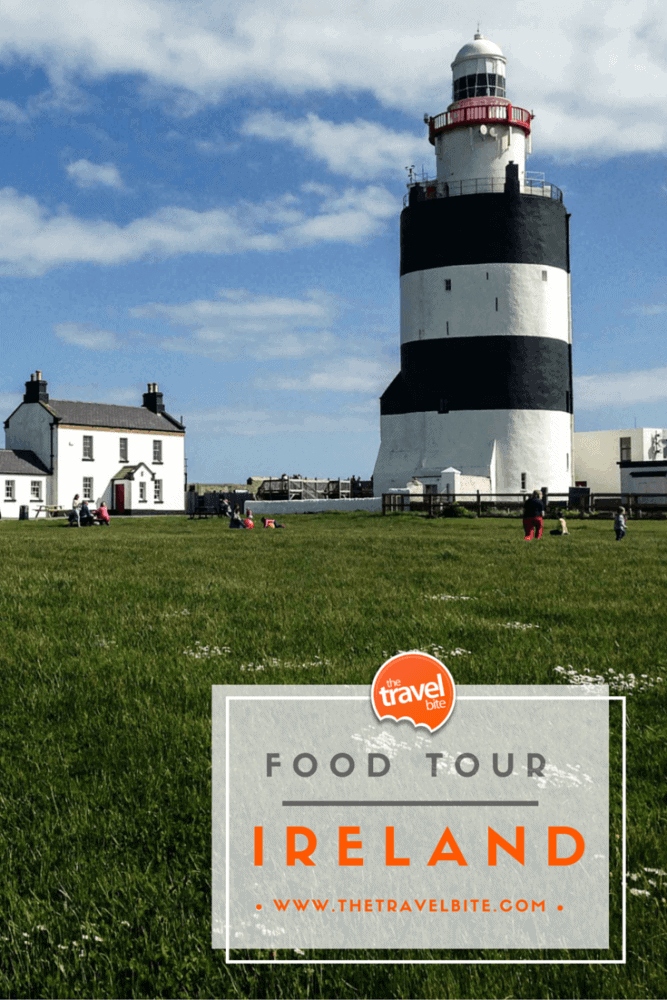 Food Tour Of Ireland