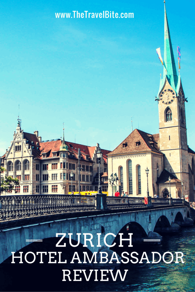 Zurich Hotel Review