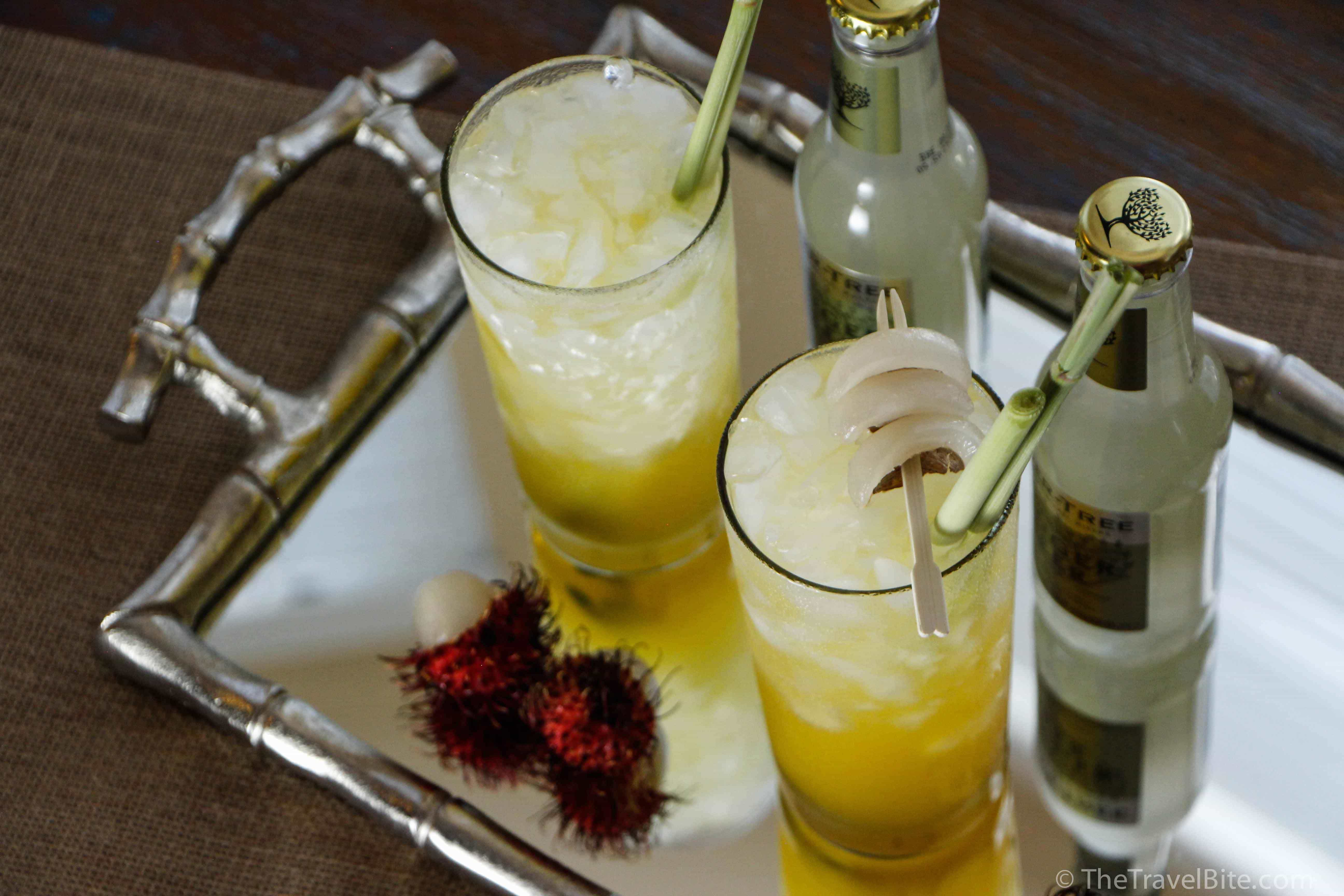 Opihr Oriental Sun Rise Cocktail