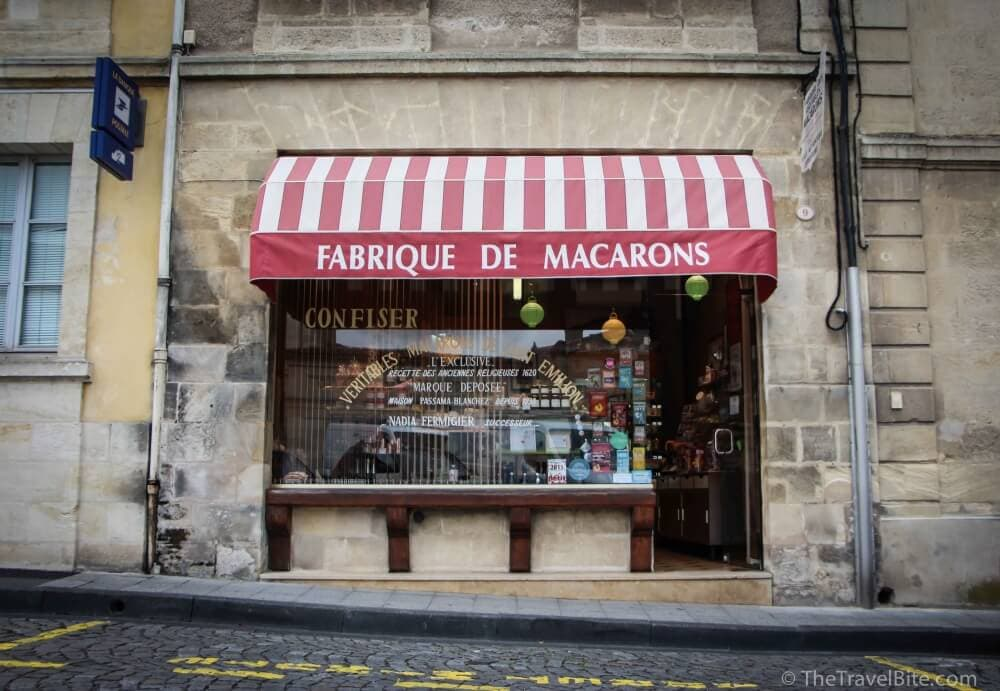 The Original French Macaron - TheTravelBite.com