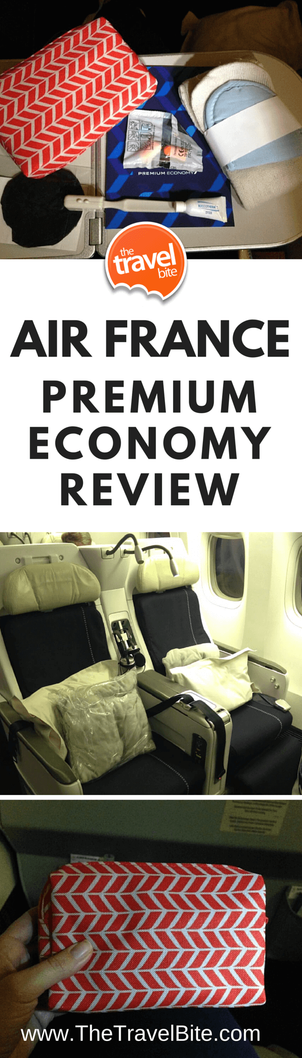 Air France Premium Economy Review-2