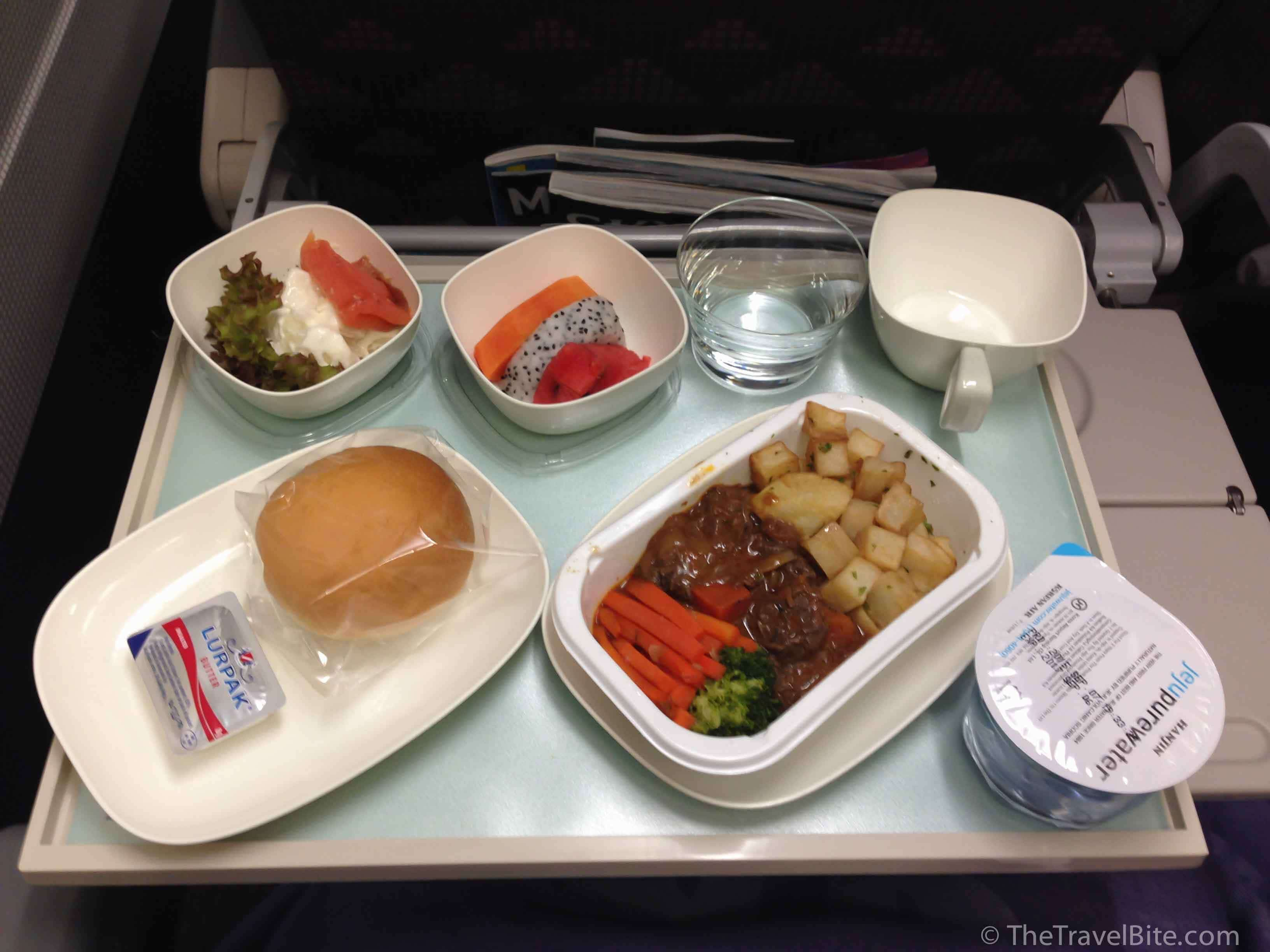 Korea Airlines Review-28
