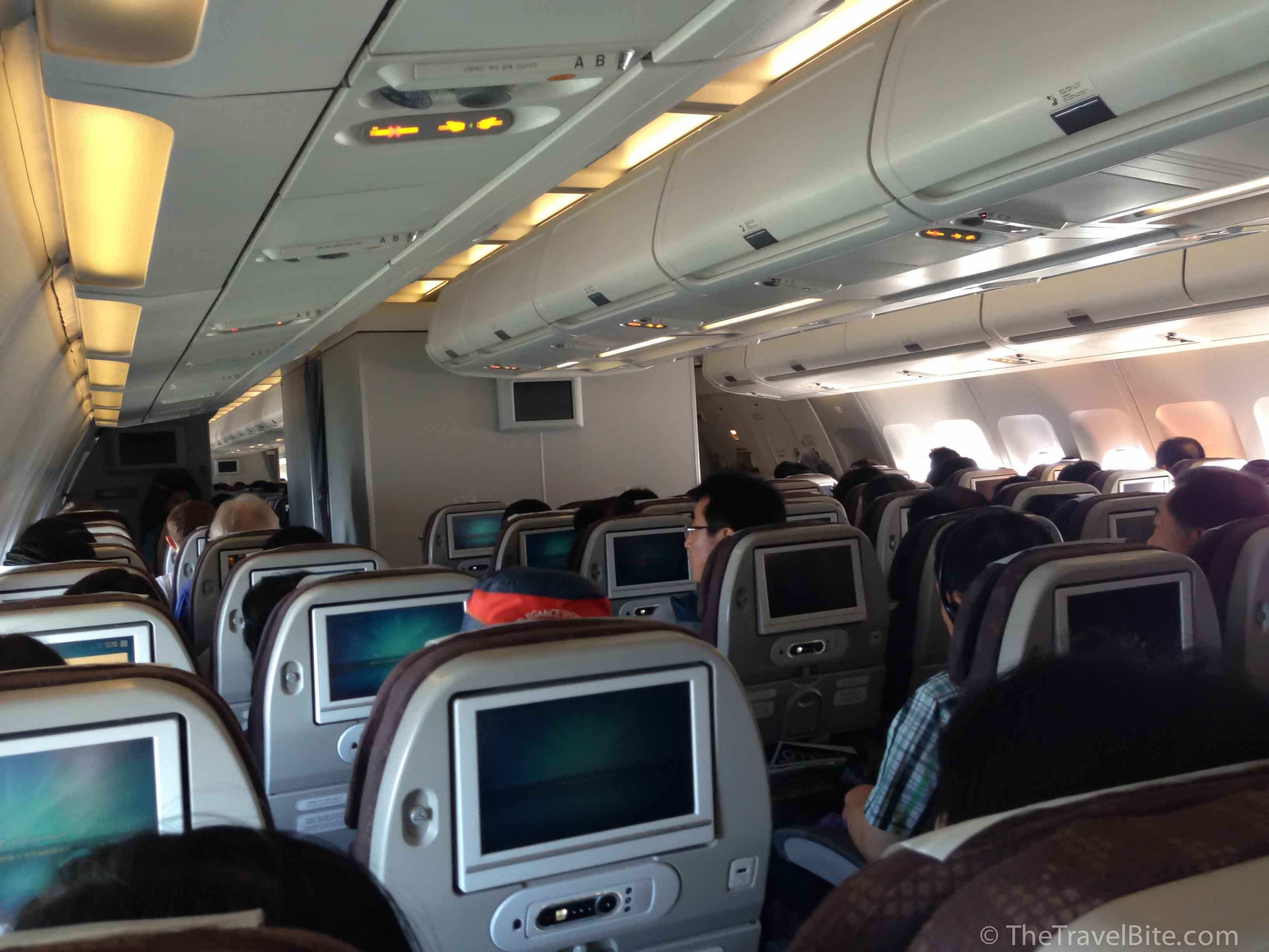 Korea Airlines Review-30