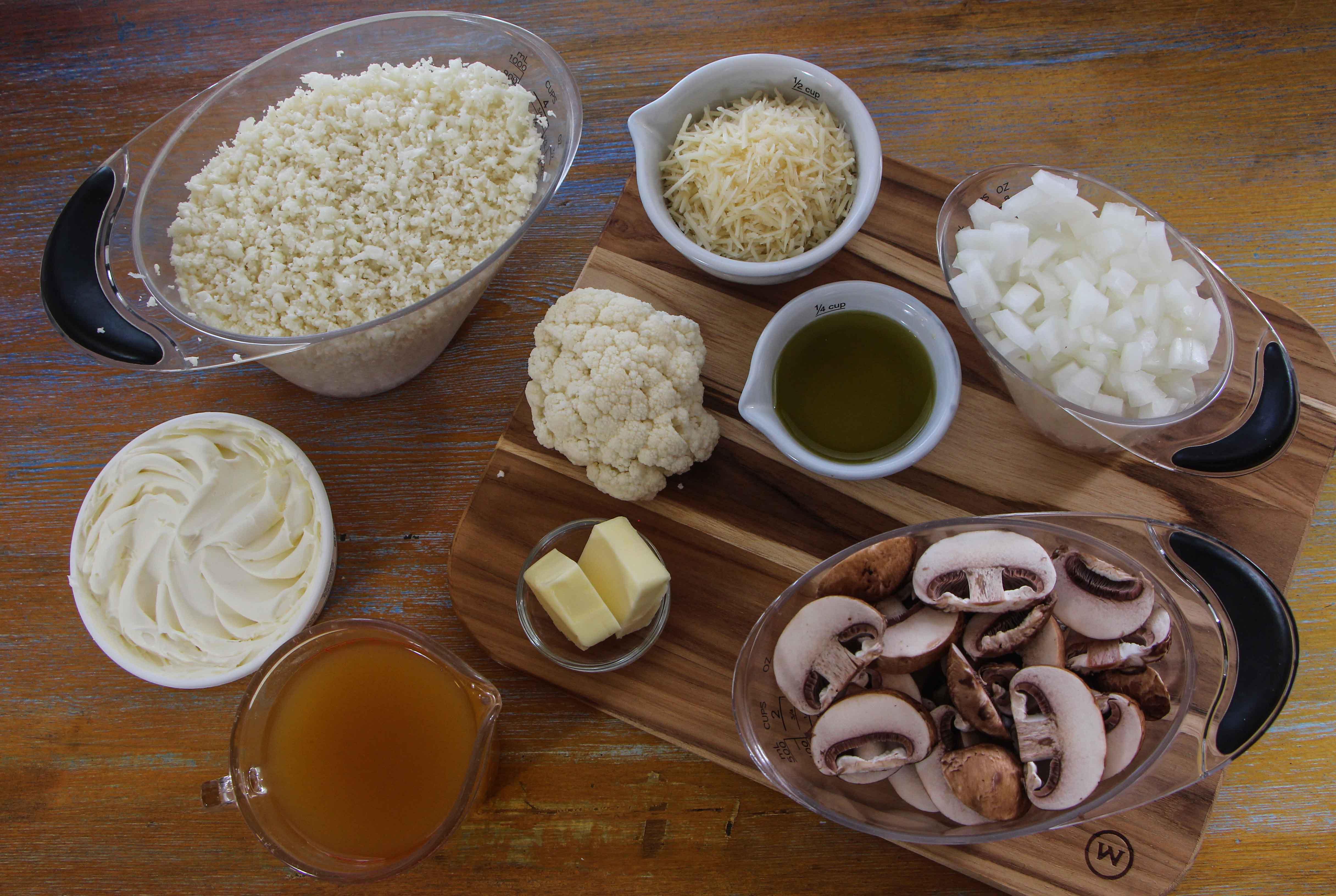 Cauliflower Risotto-3