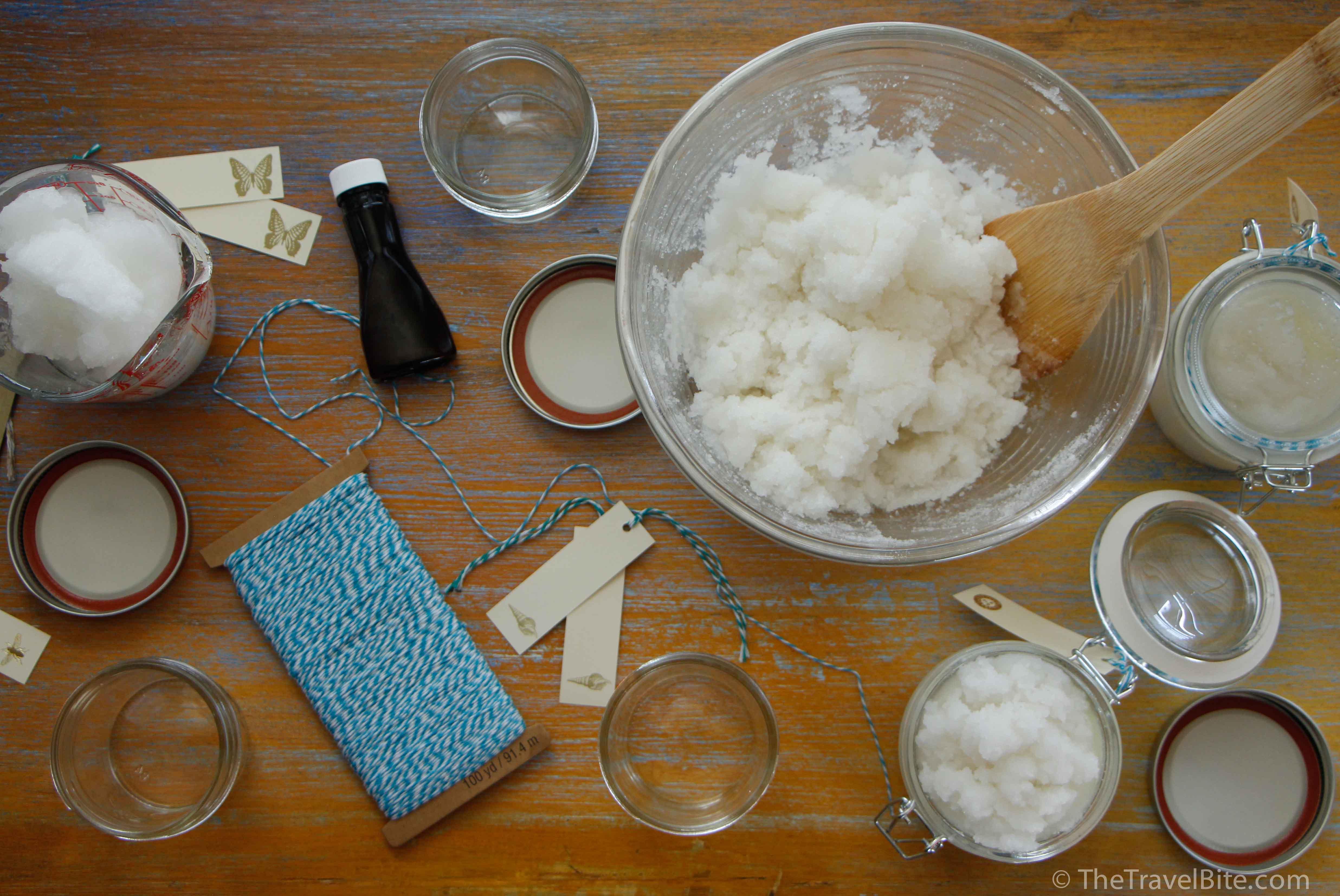 Vanilla Coconut Sugar Scrub-4