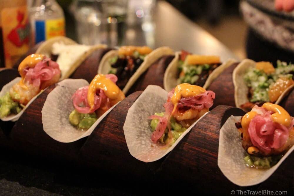 Soho London Tacos