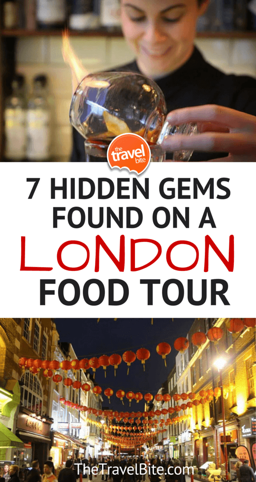 7 Hidden Gems Found On A London Food Tour