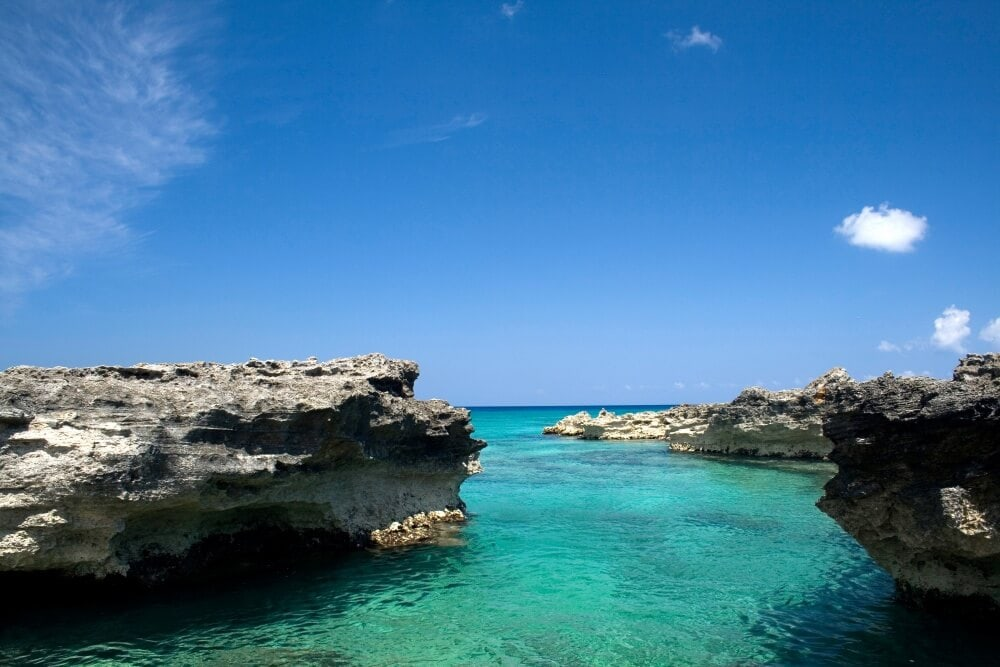 Smith Cove, Grand Cayman - Dave Taylor on behalf of Cayman Islands Department of Tourism