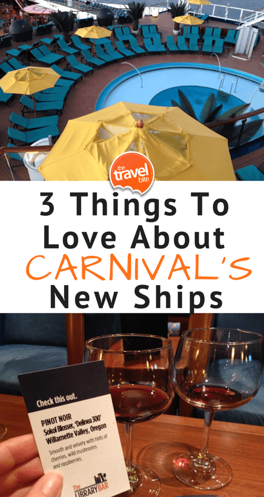 3 Things To Love About Carnival's New Ships