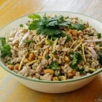 Thai Nam Sod Ground Pork Recipe