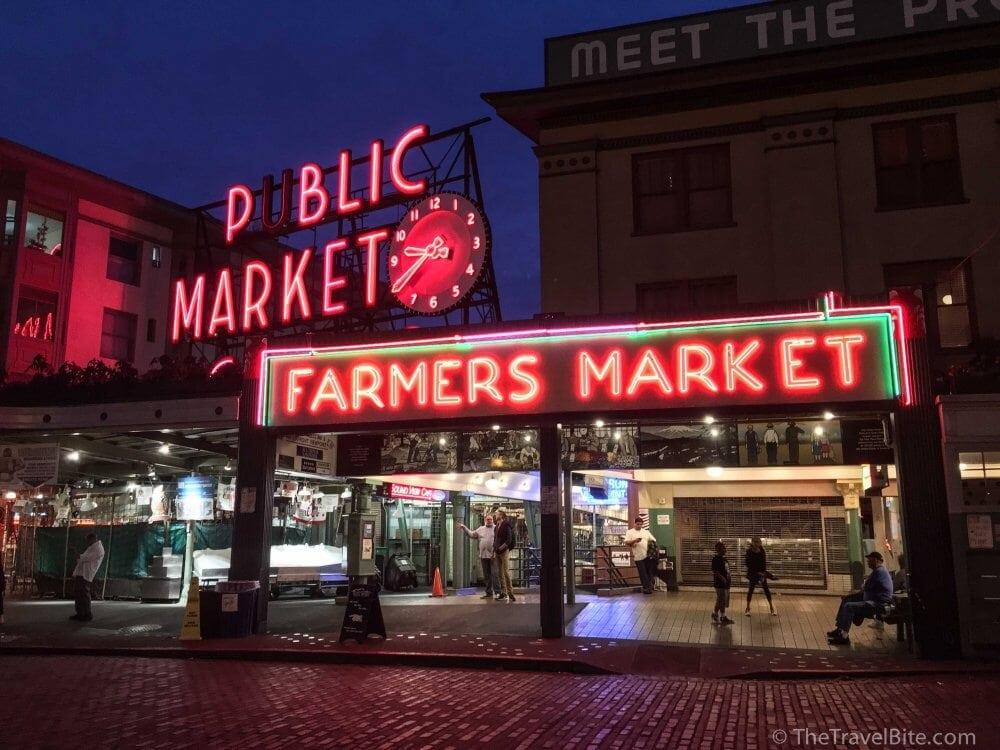 Pike's Place Market Rachelle Lucas