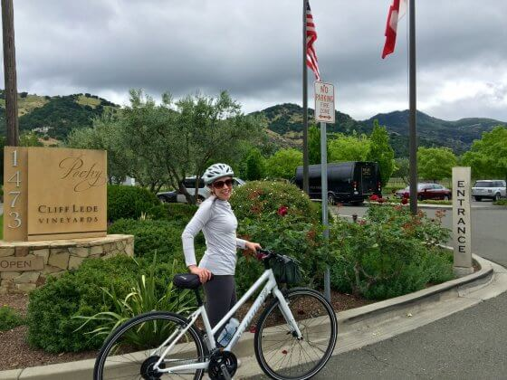 Yountville by Bike 5 - April 2016