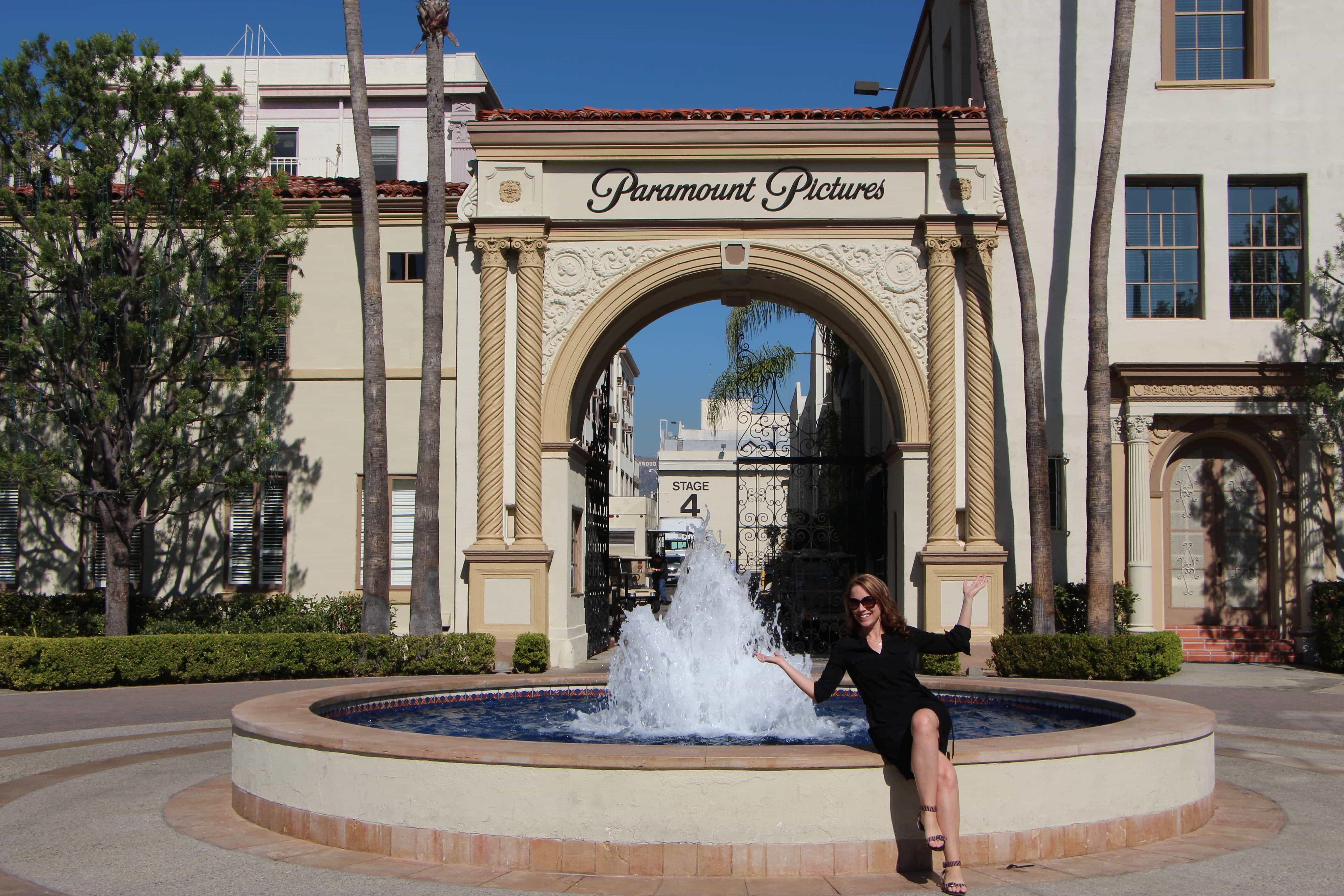 Paramount Studios Tour